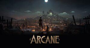 Arcane Riot Games LoL Netflix