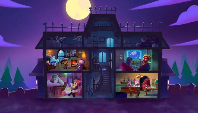 La casa encantada de Brawl Stars