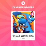 whale watch nita veraniega brawl stars