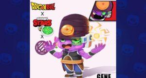 Genio, una skin especial con Dragon Ball