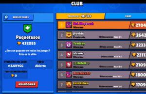 club brawl stars guerra de clubes