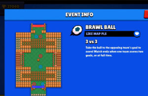 brawl stars like map pls plz