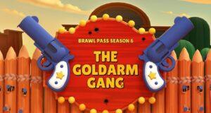 La banda del brazo de oro, en Brawl Stars