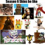 El meme de las skins de la Temporada 6 de Brawl Stars
