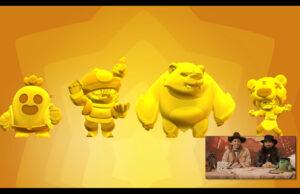 skins doradas genio brawl stars