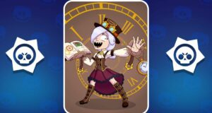 La nueva skin de Colette, viajera del tiempo, en Brawl Stars