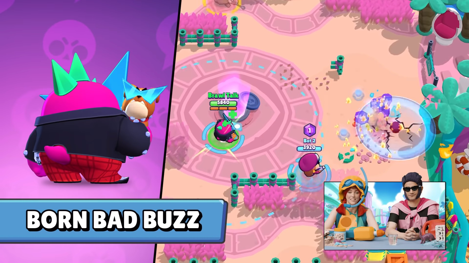 La skin alternativa de Buzz