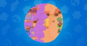 Humo violeta en Supervivencia