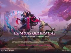 Espadas Quebradas misiones wild rift