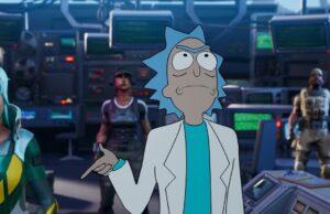 Rick, de Rick y Morty