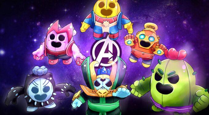 Las 6 skins de Los Vengadores de Spike