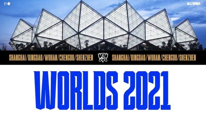 Los Worlds 2021 de LoL