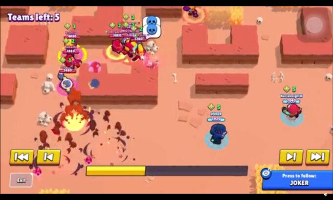 teams supervivencia brawl stars