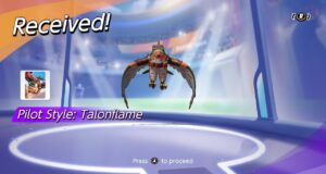 Talonflmane, en Pokémon Unite
