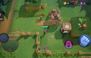 El gameplay de Clash Heroes, en fase beta
