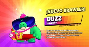 Buzz brawler brawl stars