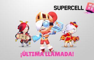 La Colette viajera del tiempo en el Supercell Make