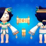 Colette ancient egypt