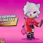 Cyberpunk Colette