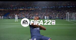 Mbappé PSG FIFA 22