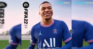 Mbappe PSG renueva portada FIFA 22