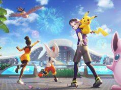 El teaser de Pokémon Unite