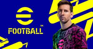 eFootball PES Messi