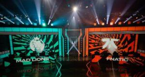 La final de LEC entre MAD Lions y Fnatic