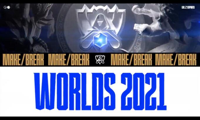 LoL Worlds 2021 Europa