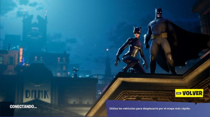 Batman Fortnite Catwoman Gotham