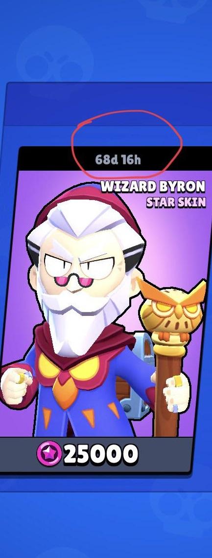 La skin de Byron Mago