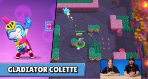 Colette Gladiadora, nueva skin en Brawl Stars