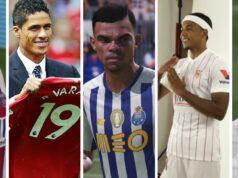 Los defensas más rápidos de FIFA 22