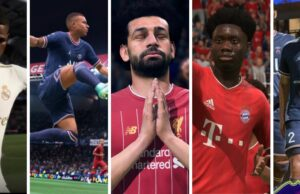 Los jugadores más rápidos de FIFA 22