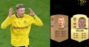 Haaland FIFA 22