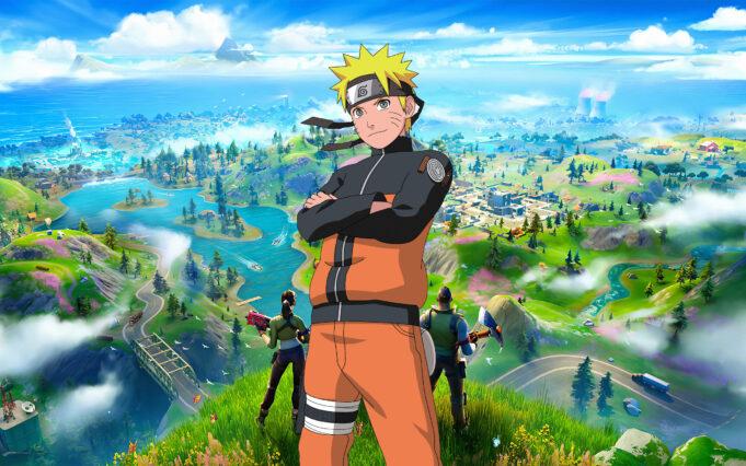 Naruto Fortnite