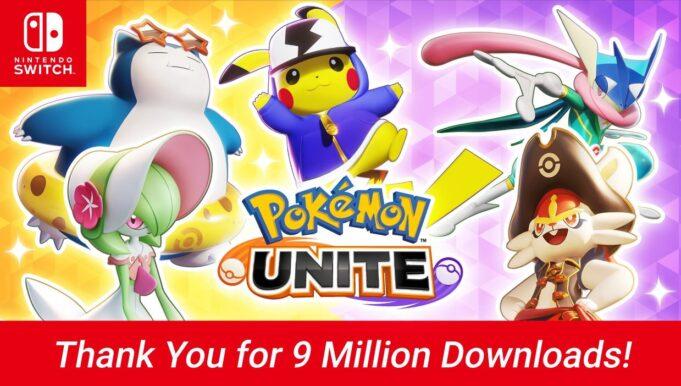 Pokémon Unite en Nintendo Switch