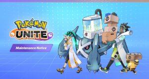 El mantenimiento de Pokémon Unite
