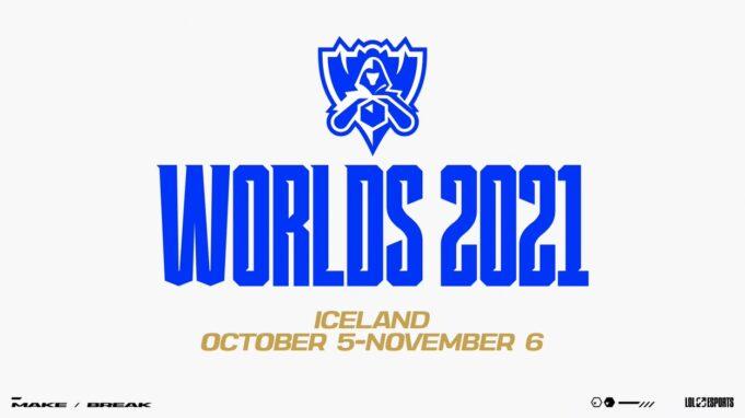 Los Worlds 2021 de League of Legends, en Islandia