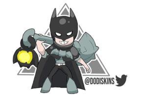 Batman brawl stars skin
