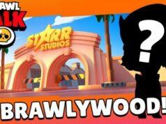 Brawlywood, los estudios de cine de Brawl Stars