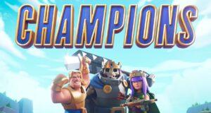 Los campeones de Clash Royale