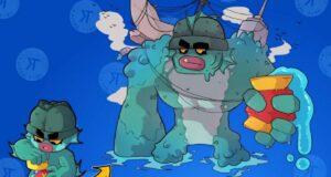 El monstruo de Halloween en Brawl Stars