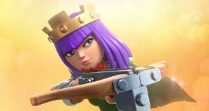La Reina Arquera de Clash Royale