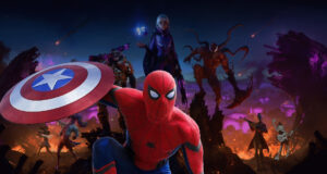 Spider-Man Fortnite skin