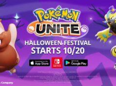 Pokémon Unite en Halloween