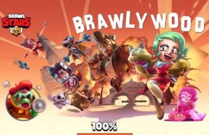 Brawlywood en Brawl Stars